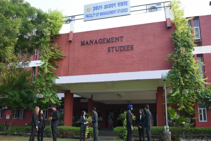 FMS - Faculty of Management Studies - University of Delhi