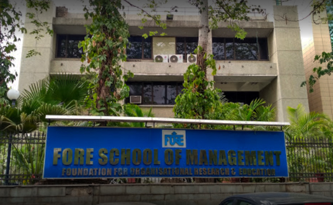 Fore School of Management - New Delhi