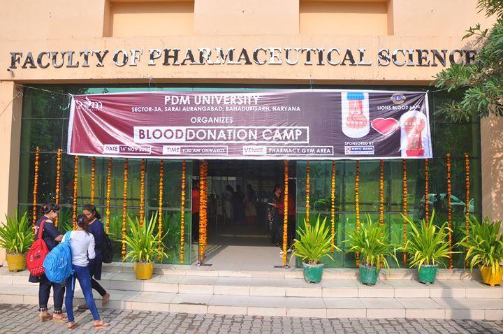 Pdm University Bahadurgarh