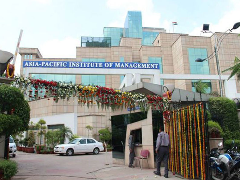 Asia Pacific Institute Of Management