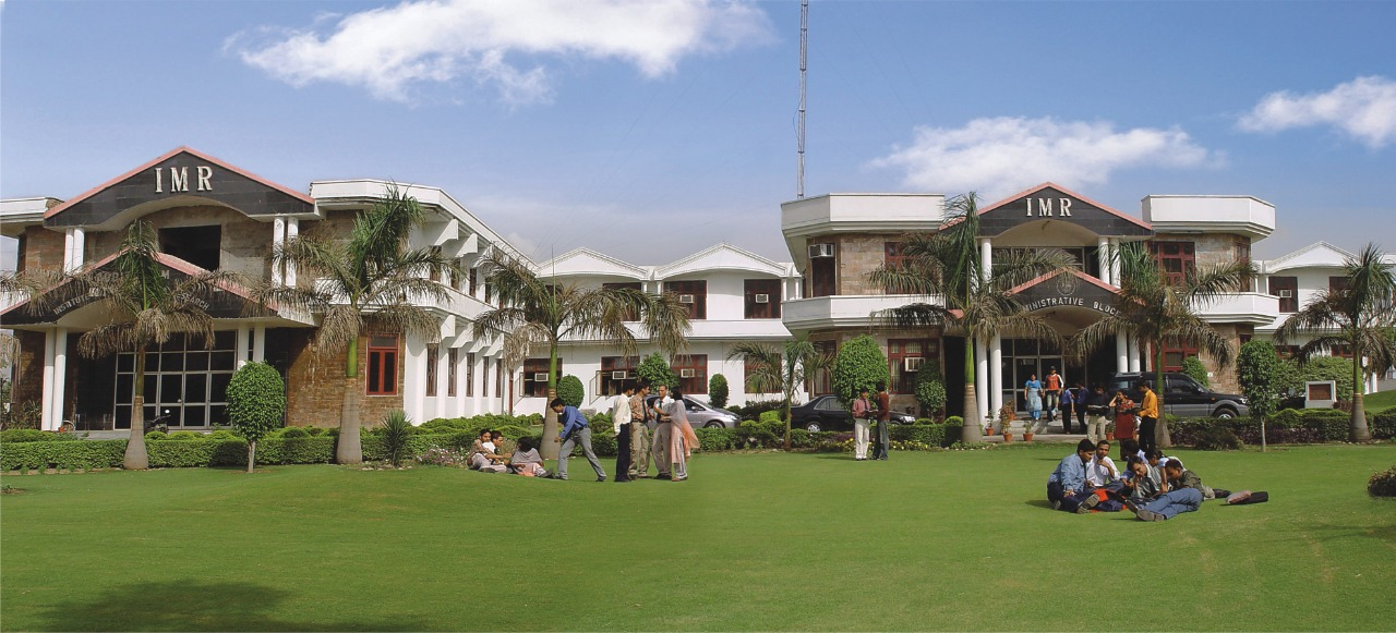 Institute Of Management And Research - Imr Ghaziabad