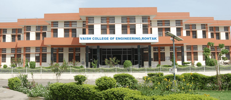 Vaish College Of Engineering