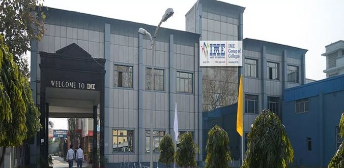 Institute Of Management Education Group Of Colleges -Ghaziabad