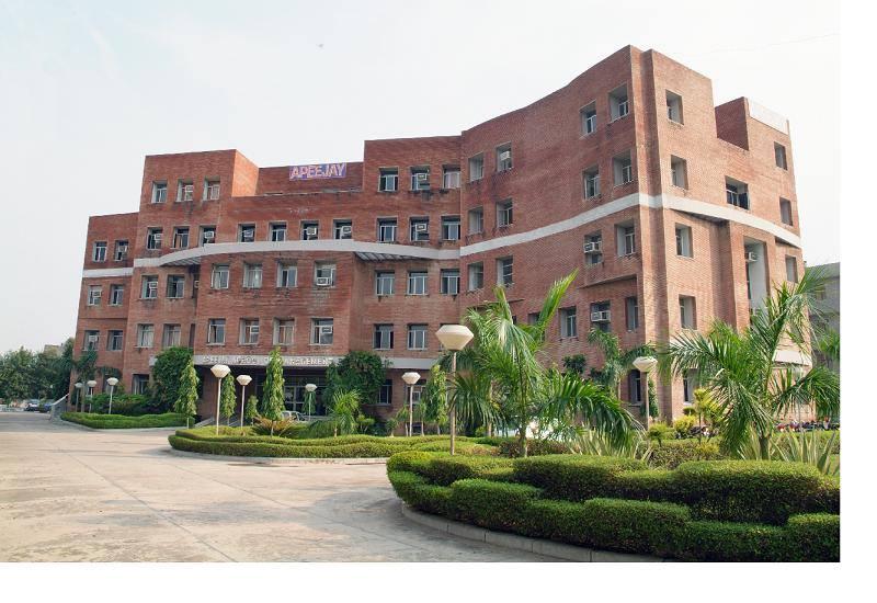 Apeejay School of Management Dwarka