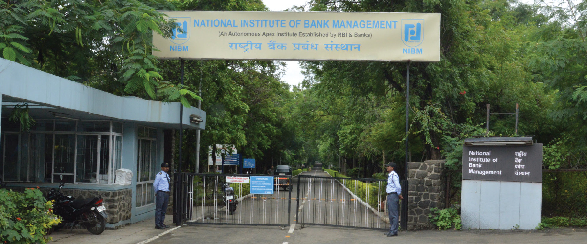 National Institute of Bank Management – NIBM