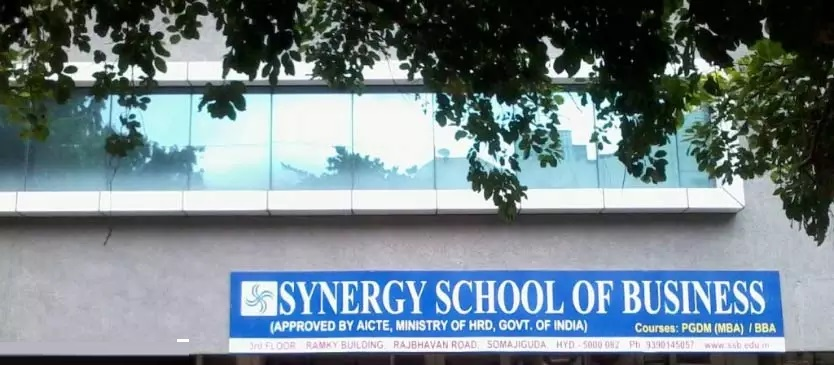 Synergy School of Business - SSB
