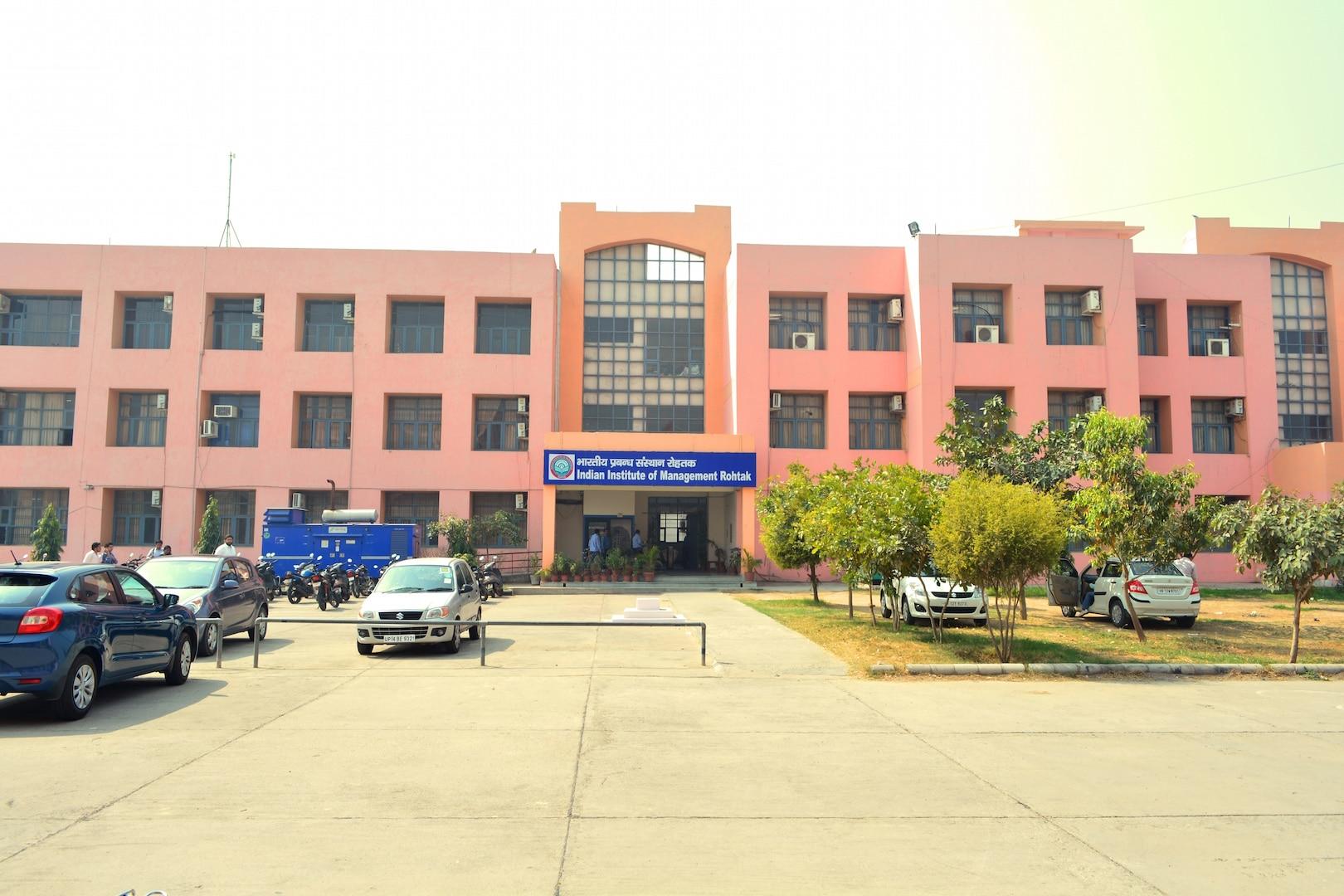 Indian Institute of Management - IIM Rohtak