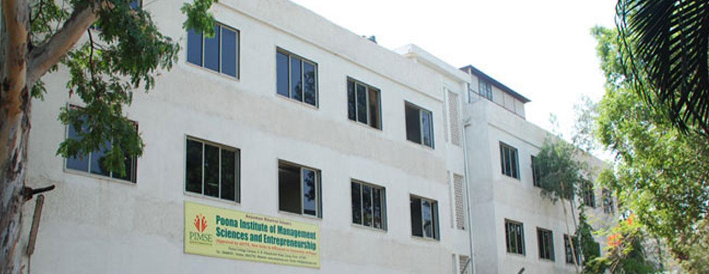 Poona Institute of Management Sciences and Entrepreneurship (PIMSE)