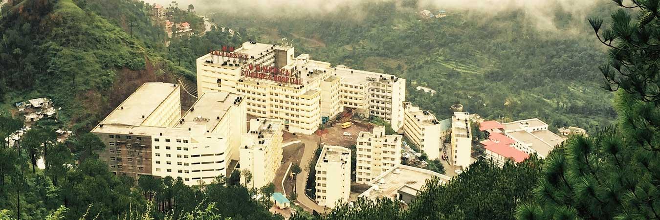 Maharishi Markandeshwar University Solan
