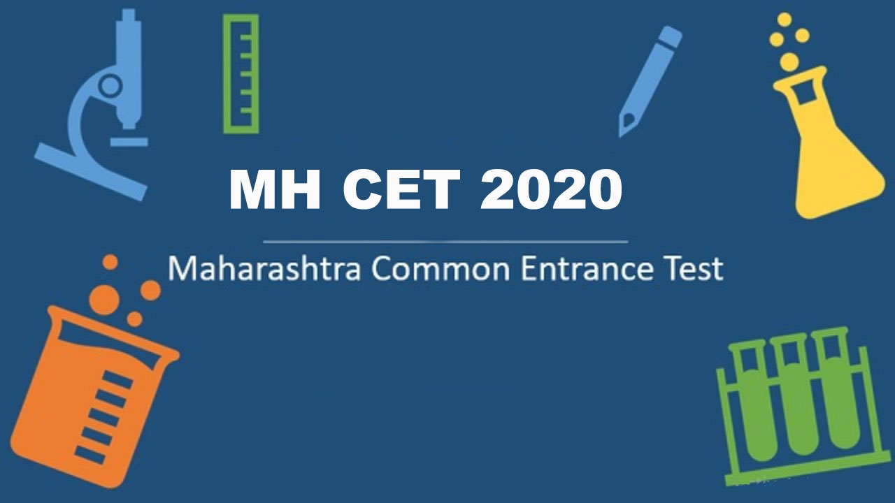 MHT CET 2020 Exam Dates