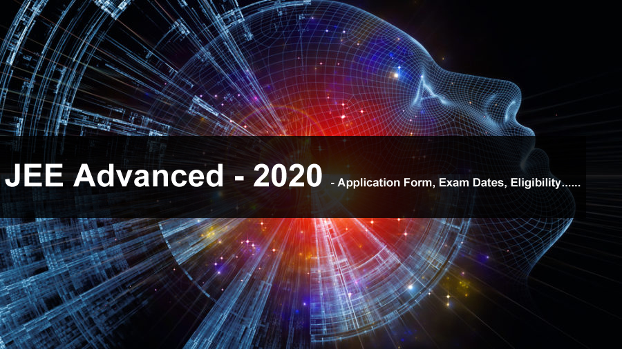 JEE Advanced-2020 Registration